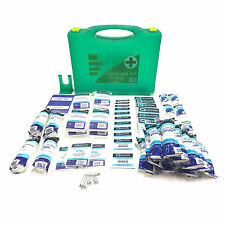 50 PERSON EMERGENCY MEDICAL WORK SHOP HSE APPROVED PREMIER DELUXE FIRST AID KIT