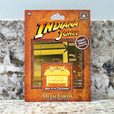 Disney Parks Metal Earth 3D Model Kit - Indiana Jones Ark of the Covenant