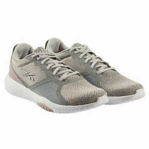 Reebok Ladies' Flexagon Force Shoe (Grey/Pink, Pick Size )