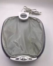 HoMedics Float Massaging Waterbed For The Feet Model FM-H20 Preowned
