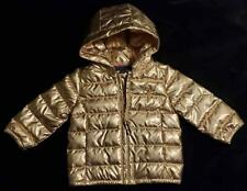 Tommy Hilfiger Infant 12 mo Puffy Jacket Hoodie Rose Gold...