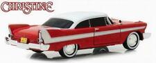 Voiture Miniature Plymouth Fury Christine Version Maléfique Vitres Noires 1/24