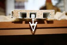 Gardinenrollen mit drehbarer Klammer für Schiene Rollringe Röllchen 5 Stück