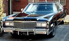 1977 - 1978 Cadillac Eldorado Front Fender Fillers (4-Piece Bumper Filler Set)