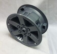 Power Wheels 3800-8224 Jeep Hurricane Rear Hub Caps Genuine Fisher Price