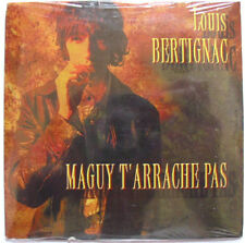 Louis BERTIGNAC (CD single)  Maguy t'arrache pas  NEUF