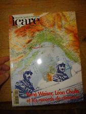 Icare Pilote René Weiser Léon Challe Record de distance