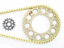 Renthal Sprockets 16/43 520 RK GB520XSO Chain 2006 2007 2008 2009 2010 GSXR 600