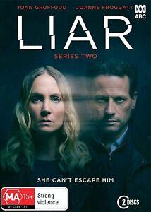 BRAND NEW Liar : Series 2 (DVD, 2020, 2-Disc Set) R4 Season Two