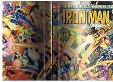 LOT IRON MAN & AVENGERS RETOUR DES HEROS 3 5 7 12 14 MARVEL FRANCE PANINI COMICS