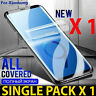 100% Brand New 3D Hydrogel Screen Protector For Samsung Galaxy S8 S9+ S10+ S10