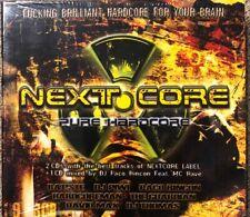 NEXT CORE - PURE HARDCORE 3Cd Nuevo Precintado 7