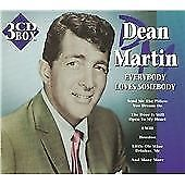MARTIN, DEAN-EVERYBODY LOVES SOMEBODY 3XCD, Music