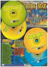 Caribe Mix 2000  4 x CDs Compilation 2000