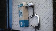 1965 1966 1969 1970 mustang shelby gt500 428 NOS original door handles outside
