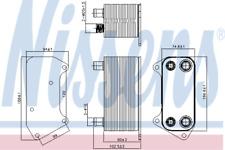 Oil Cooler 90792 for LAND ROVER FREELANDER 2.5 V6 4x4 HQ
