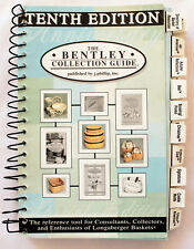 10th Anniversary Edition Longaberger Bentley Collection Guide 2002-2003 w/Tabs