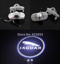 Laser LED Door welcome Shadow Projector Lights for Jaguar X-Type 54 plate 01-09