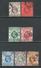 HONG KONG 1937-48 GVI Mint and Used Issues Selection (May 214)
