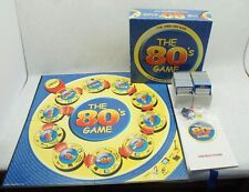 THE 80s GAME 1980s adult trivia board party game