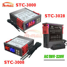 Thermostat Temperature Controller NTC Sensor Probe STC-3000 /STC-3008 /STC-3028
