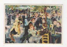 Le Moulin De La Galette Auguste Renoir 1963 Art Postcard 771a