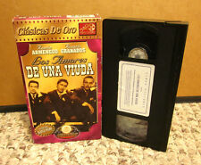 LOS AMORES DE UNA VIUDA Ramba Armengod VHS Loves of a Widow 1949 musical
