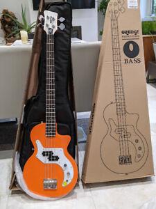 Orange O Bass Orange guitar excellent unplayed condition  Rare
