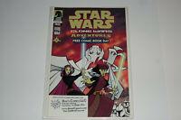 Star Wars Clone Wars Adventures Free Comic Book Day 2004 FCBD Stamped