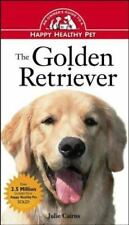 Happy Healthy Pet The Golden Retriever 75 Julie Cairns Buy2BooksGet1Free