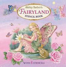 Shirley Barber's Fairyland Stencilling Book-ExLibrary