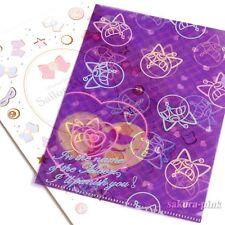 Luna P Ball SAILOR MOON Mini File Folder 20th Anniversary Authentic BANDAI Japan
