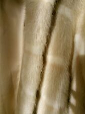VINTAGE HARRODS MINK FUR COAT
