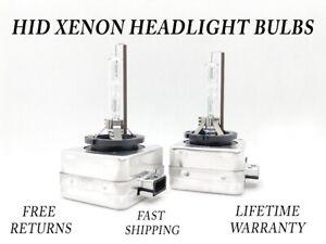 8000K Ice Blue HID Xenon Headlight Bulb for BMW 740Li 2011-2015 High & Low Beam