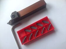 Stechhalter 25x25 (3mm-breit) + MGMN 300-J.... Stechplatten NEU! MIT RECHNUNG!!