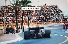 9x6 Photograph, Old Station Hairpin , Monaco Grand Prix 1970