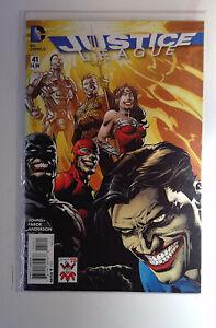 Justice League #41B DC Comics (2015) NM Joker Variant 1st Print Comic Book