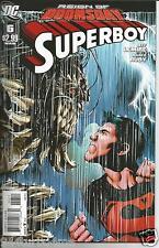 DC Comics SUPERBOY #6 (Reign of Doomsday) 2011 JEFF LEMIRE