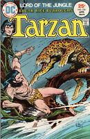 Tarzan 236 DC 1975 FN Joe Kubert Edgar Rice Burroughs Cheetah