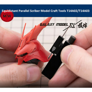 Galaxy T14A02/T14A03 Equidistant Parallel Scriber Model Hobby Craft Tools