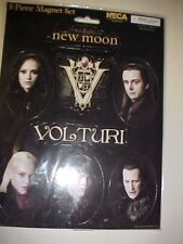 "Twilight  ""NEW MOON"" Volturi-  Magnet 8 piece Set"""