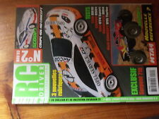 $$ Revue RC Driver International N°2 Coupe 406 MD Concept  MTA4  Serpent 710