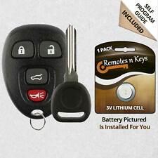 Car Alarm Remote for 2007 2008 2009 2010 2011 2012 2013 2014 Chevrolet Tahoe Key