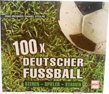 100 x Deutscher Fußball + Szenen - Spieler - Stadien + Tolles Buch Großformat +