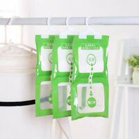 Household Moisture Absorbent Bag Hanging Wardrobe Closet Desiccant Bag GX
