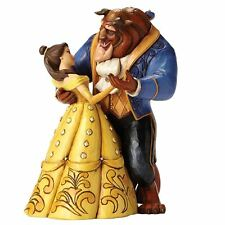 Official Disney Belle and Beast Moonlight Waltz 25th Anniversary Figurine
