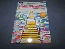 Kappa Adult Designer Series Coloring Book COLOR PARADISE travel & architecture