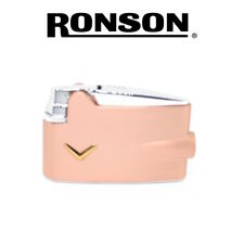 NEW Ronson - Copper -  Mini Varaflame Lighter Boxed R31-0008