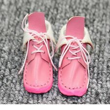 """[JB] 12"""" Martin For Takara Blythe Shoes Pink Neo Doll Boots / Trend"""
