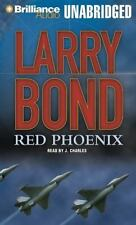 RED PHOENIX unabridged audio book CD by LARRY BOND - Brand New - 20 CDs 24 Hours